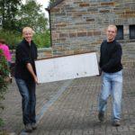 Pfadfinder räumen Paulushaus auf